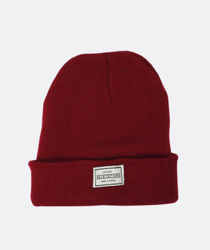 Hat-Level-DarkRed
